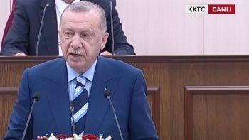 Cumhurbaşkanı Erdoğan müjdeyi açıkladı: KKTC'ye Cumhurbaşkanlığı Külliyesi