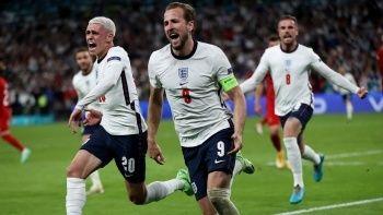 Danimarka'yı deviren İngiltere finalde! EURO 2020 yarı final maçı…
