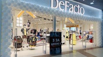DeFacto, Ukrayna ve Özbekistan'da mağaza açtı