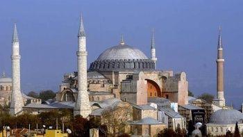Dışişleri'nden UNESCO'ya Ayasofya ve Kariye tepkisi