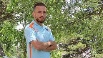 Edin Visca'dan transfer açıklaması! Başakşehir'de kalacak mı?