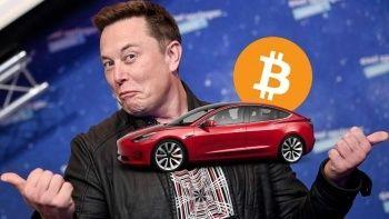 Elon Musk Tesla'nın elindeki Bitcoin'leri yorumladı