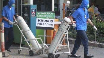Endonezya'da kabus! Oksijen stokları bitti: 33 ölü