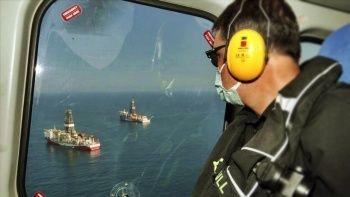 Enerji Bakanı müjdeyi verdi: Yıl sonunda yeni aramalar başlayacak