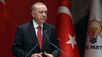 Erdoğan: Kayyum hizmetlerini halka doğru anlatın