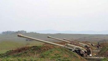 Ermeni askerleri 2 Azerbaycan askerini yaraladı