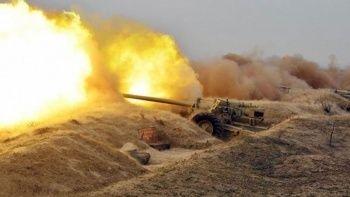 Ermenistan'dan yine ateşkes ihlali: Azerbaycan'ı ateş altına aldı
