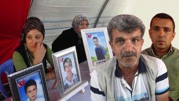 Evlat nöbetindeki ailelerden HDP ve CHP'ye tepki