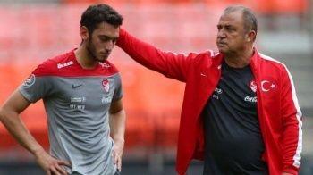 Fatih Terim: Inter taraftarları Hakan Çalhanoğlu'na hayran kalacak
