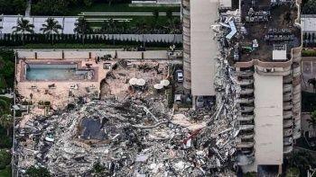 Florida'da çöken binada can kaybı 64'e yükseldi