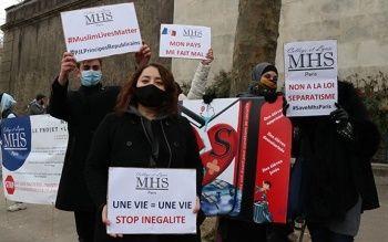 Fransa'da Müslümanları hedef alan 'ayrılıkçılık'' yasası onaylandı