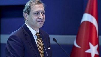 Galatasaray Başkanı Burak Elmas: