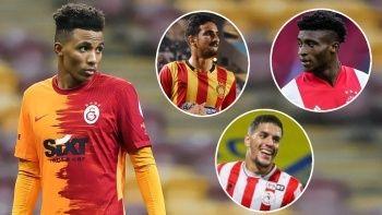 Galatasaray'da Gedson Fernandes'in yerine 3 aday! Son dakika transfer haberleri...