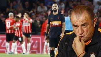 Galatasaray, PSV karşısında tur arayacak
