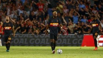 Galatasaray, PSV'ye farklı kaybetti!