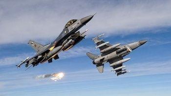 Gara'da 2 PKK'lı terörist hava harekatıyla öldürüldü