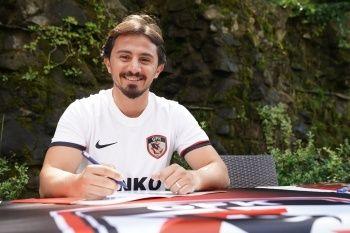 Gaziantep, Recep Niyaz'ı transfer etti