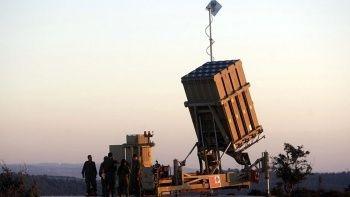Gazze saldırılarında 'Demir Kubbe' yanlışlıkla kendi savaş uçağına zarar verdi