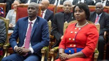 Haiti Cumhurbaşkanı'nın eşi: Eşim kurşunlarla delik deşik olmuştu