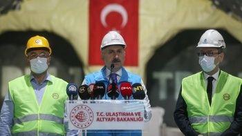 Halkalı-İstanbul Havalimanı metrosu 2022 sonunda açılacak