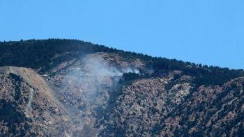 Hatay'daki orman yangını söndürüldü