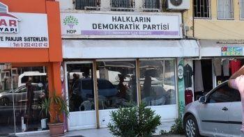 HDP Marmaris ilçe binasına saldırıda FETÖ parmağı