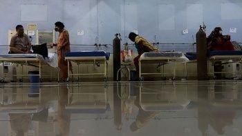 Hindistan'da kısırlık endişesi kitlesel aşılamayı sekteye uğratıyor