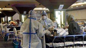 Hindistan iyileşiyor: Hasta sayısı düşüşte