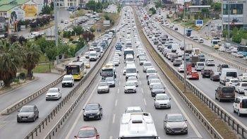 İçişleri'nden 'trafik tedbiri' paylaşımı
