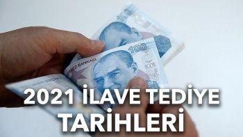 İlave tediye ödeme tarihleri 2021: İlave tediyelerin 3. ve 4. taksit ödemesi ne zaman?