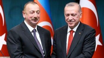 İlham Aliyev'den Cumhurbaşkanı Erdoğan'a 15 Temmuz mesajı