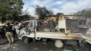 Irak'ın başkenti Bağdat'ta patlama: Can kaybı 33'e yükseldi