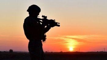 Irak'ın kuzeyinde 5 PKK'lı terörist öldürüldü