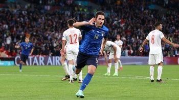 İspanya'yı deviren İtalya finalde! EURO 2020 yarı final maçı