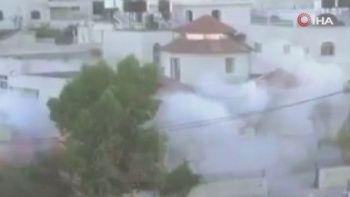 İsrail, Filistinli tutuklunun evini patlattı