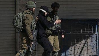 İsrail güçleri Kudüs ve Batı Şeria'da 8 günde 60 Filistinliyi gözaltına aldı