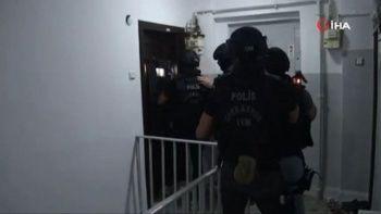 İstanbul'da 8 DEAŞ'lı terörist gözaltına alındı