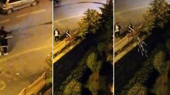 İstanbul'da dehşet: Tartıştığı kişinin arkasından kurşun yağdırdı