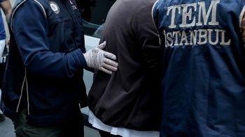 İstanbul'da terör örgütü DEAŞ'a yönelik operasyonda 11 şüpheli gözaltına alındı