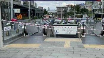 İstanbul korkutan yangın: Mecidiyeköy-Mahmutbey Metro seferleri normale döndü