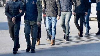 İstanbul merkezli 5 ilde PKK operasyonu: 28 şahıs yakalandı