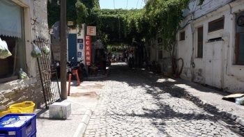 İzmir'de cinayet: Tartıştığı kişiyi demir profille öldürdü