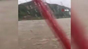 Japonya'da sel ve heyelan: 2 kişi hayatını kaybetti