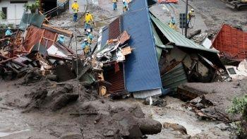Japonya'da sel ve heyelan felaketi: Bilanço ağırlaşıyor