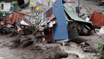 Japonya'daki sel felaketinde bilanço ağırlaşıyor