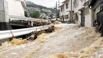 Japonya'daki sel felaketinde ölü sayısı 15'e yükseldi