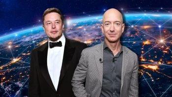 Jeff Bezos Elon Musk'ı geçti! Serveti rekor seviyeye ulaştı