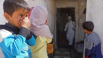 Koronavirüs bitmeden yeni tehlike kapıda! Milyonlarca çocuk aşılanmadı