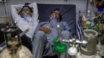 Koronavirüs ile baş edemeyen Hindistan'da kabine şoku