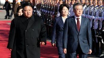 Kuzey ve Güney Kore arasında 1 yıl sonra ilk telefon